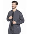 Photograph of Workwear WW Professionals Men Men's Snap Front Jacket Gray WW360-PWT