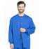 Photograph of Workwear WW Professionals Men Men's Snap Front Jacket Blue WW360-ROY