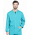 Photograph of Workwear WW Professionals Men Men's Snap Front Jacket Blue WW360-TLB