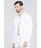 Photograph of Workwear WW Professionals Men's Men's Warm-up Jacket White WW360-WHT