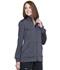 Photograph of WW Revolution Unisex Unisex Zip Front Knit Jacket Gray WW370-PWT