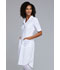 Photograph of Workwear WW Professionals Women's Button Front Dress White WW500-WHT