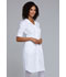 Photograph of Workwear WW Professionals Women Button Front Dress White WW500-WHT