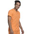 Photograph of WW Originals Unisex Unisex Top and Pant Set Orange WW530C-FOWM