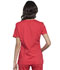 Photograph of WW Revolution Women's Mock Wrap Top Red WW610-HOTT