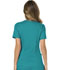 Photograph of WW Revolution Women Mock Wrap Top Blue WW610-TLB