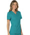 Photograph of WW Revolution Women's Mock Wrap Top Blue WW610-TLB