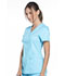 Photograph of WW Revolution Women's Mock Wrap Top Blue WW610-TRQ