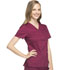 Photograph of WW Revolution Women's Mock Wrap Top Red WW610-WIN