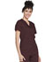 Photograph of WW Revolution Women's V-Neck Top Brown WW620-ESP