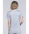 Photograph of WW Revolution Women's V-Neck Top Gray WW620-GRY