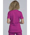 Photograph of WW Revolution Women's V-Neck Top Purple WW620-PKAZ