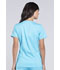 Photograph of WW Revolution Women V-Neck Top Blue WW620-TRQ