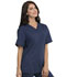 Photograph of WW Revolution Unisex Unisex 1 Pocket V-Neck Top Blue WW625-NAV