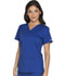 Photograph of WW Core Stretch Women's V-Neck Top Blue WW630-GABW
