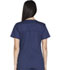 Photograph of WW Core Stretch Women's V-Neck Top Blue WW630-NAVW