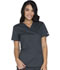 Photograph of WW Core Stretch Women's V-Neck Top Gray WW630-PWTW