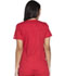 Photograph of WW Core Stretch Women's V-Neck Top Red WW630-REDW