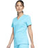 Photograph of WW Core Stretch Women's V-Neck Top Blue WW630-TRQW