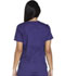 Photograph of WW Core Stretch Women's Mock Wrap Top Purple WW640-GRPW