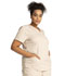 Photograph of WW Core Stretch Women's Mock Wrap Top Khaki WW640-KAKW