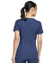 Photograph of WW Originals Women's V-Neck Top Blue WW645-NAVW