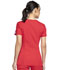 Photograph of WW Originals Women's V-Neck Top Red WW645-REDW