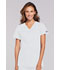 Photograph of WW Originals Women's V-Neck Top White WW645-WHTW