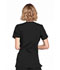 Photograph of WW Originals Women's Mock Wrap Top Black WW650-BLKW