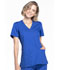 Photograph of WW Originals Women's Mock Wrap Top Blue WW650-GABW