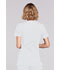 Photograph of WW Originals Women's Mock Wrap Top White WW650-WHTW