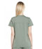 Photograph of Workwear WW Professionals Women Mock Wrap Top Green WW655-OLV