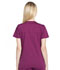 Photograph of Workwear WW Professionals Women Mock Wrap Top Red WW655-WIN