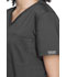 Photograph of WW Revolution Women V-Neck O.R. Top Gray WW657-PWT