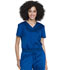 Photograph of WW Revolution Women's V-Neck O.R. Top Blue WW657-ROY