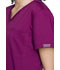 Photograph of WW Revolution Women's V-Neck O.R. Top Red WW657-WIN