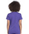 Photograph of Workwear WW Professionals Women's V-Neck Top Purple WW665-GRP
