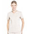 Photograph of Workwear WW Professionals Women V-Neck Top Khaki WW665-KAK
