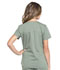 Photograph of Workwear WW Professionals Women V-Neck Top Green WW665-OLV