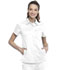 Photograph of WW Revolution Women Hidden Snap Front Collar Shirt White WW669-WHT