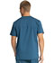 Photograph of WW Revolution Men's Men's V-Neck Top Blue WW670-CAR