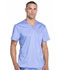 Photograph of WW Revolution Men's Men's V-Neck Top Blue WW670-CIE