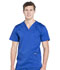Photograph of WW Revolution Men Men's V-Neck Top Blue WW670-GAB