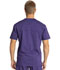 Photograph of WW Revolution Men Men's V-Neck Top Purple WW670-GRP