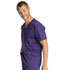 Photograph of WW Revolution Men's Men's V-Neck Top Purple WW670-GRP