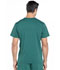 Photograph of WW Revolution Men Men's V-Neck Top Green WW670-HUN
