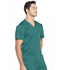 Photograph of WW Revolution Men's Men's V-Neck Top Green WW670-HUN