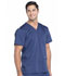 Photograph of WW Revolution Men's Men's V-Neck Top Blue WW670-NAV
