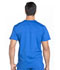 Photograph of WW Revolution Men's Men's V-Neck Top Blue WW670-ROY