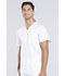 Photograph of WW Revolution Men Men's V-Neck Top White WW670-WHT